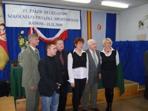 15.11.2008 roku III Zjazd Członków SZS